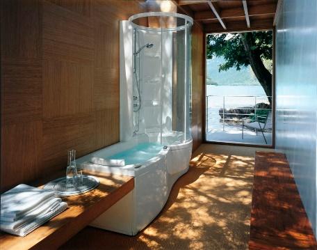 Votre baignoire douche spa, ou votre baignoire balnéo à la maison – Magasin de déco